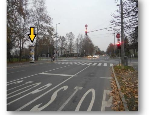 Debrecen, Bólyai u. – Thomas Mann u. sarok