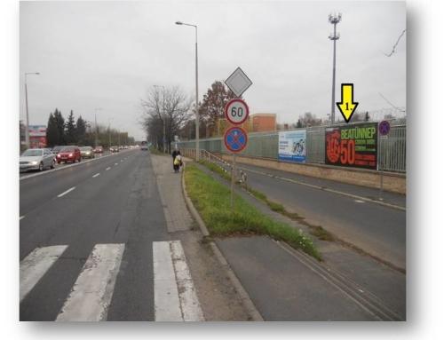Debrecen, Böszörményi út 173. (1-es felület)