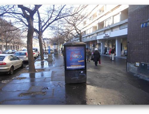 Debrecen, Csapó u. 4. (belváros felé)