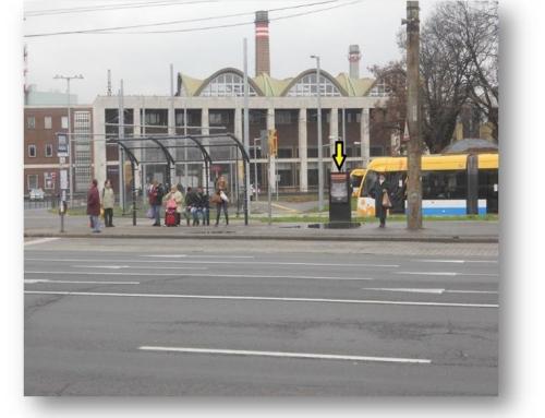 Debrecen, Petőfi tér (troli megálló)